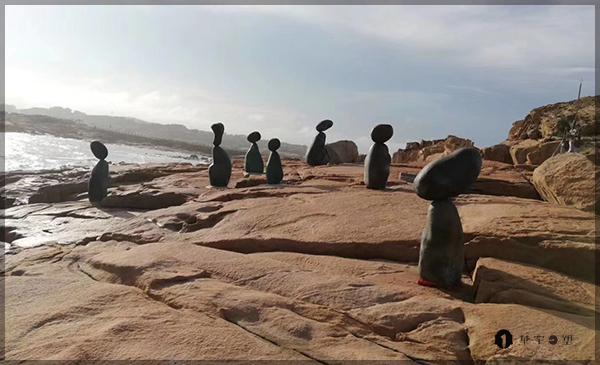 平潭猴研雕雕塑项目