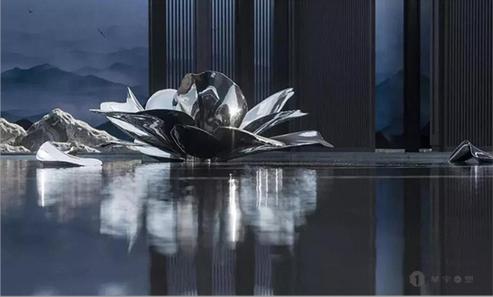 锻不锈钢雕塑的设计原则