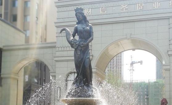 福州不锈钢雕塑技术得到传承能够发展社会!