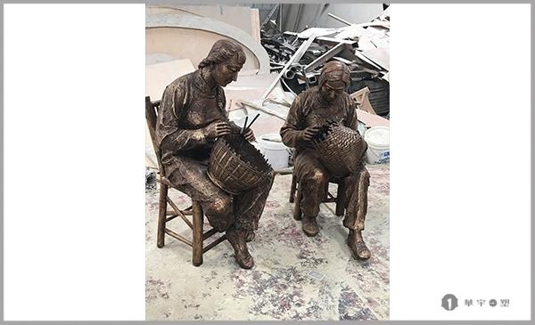雕塑制作工序及城市雕塑主流