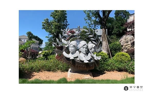 制作不锈钢雕塑,推荐多大尺寸比较合适?