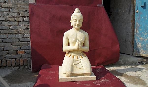 福州人物铸铜雕塑设计