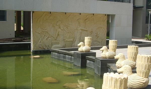 福州城市景观雕塑